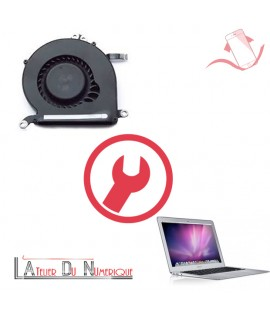 Remplacement Ventilateur CPU MacBook Air A1369 A1466 Montpellier