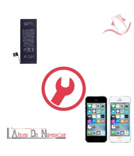 Remplacement batterie iPhone 5 Montpellier