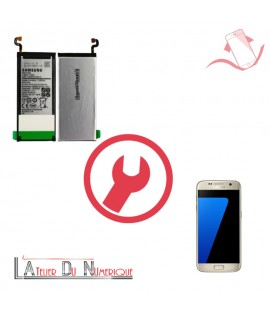 Remplacement Batterie Samsung S7