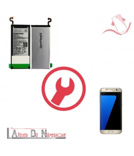 Remplacement Batterie Samsung S7 Edge