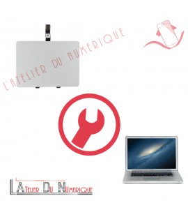 Remplacement TrackPad Macbook Pro