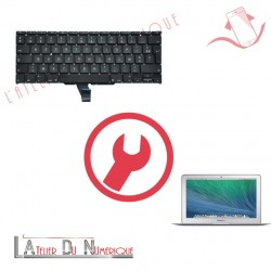 Remplacement Clavier Macbook Air 11""