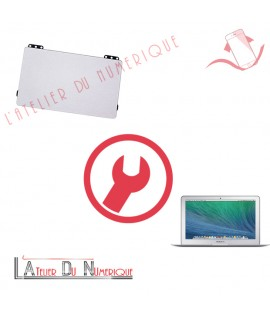 Remplacement TrackPad Macbook Air