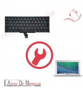 Remplacement Clavier Macbook Air 13""
