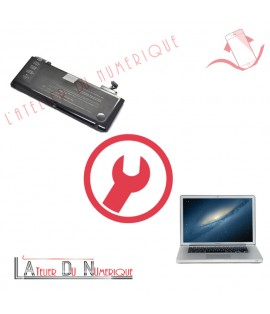 Remplacement Batterie Macbook Pro