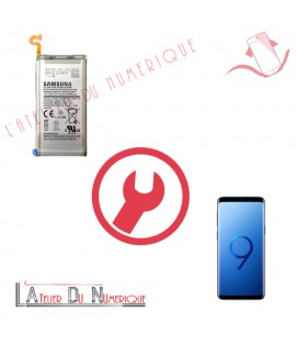 Remplacement Batterie Samsung S9 SM-G960F