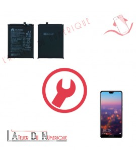 Remplacement batterie Huawei P20 Honor 10