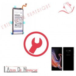Remplacement batterie Samsung Note 9 N960F