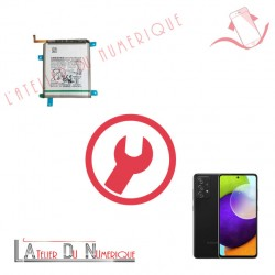 Remplacement batterie Samsung S20 FE